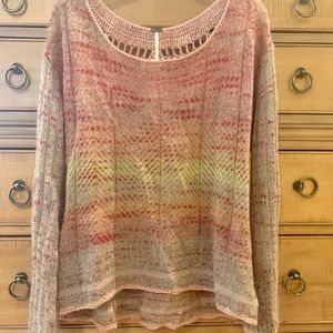 Free People Cozy Fall Sweater